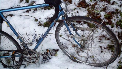 Snowybike