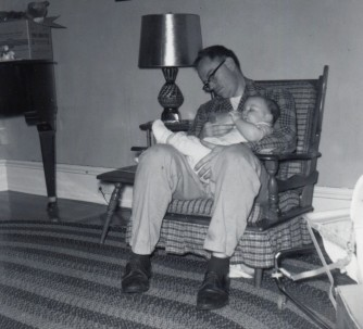 1963-asleep-in-rocking-chair