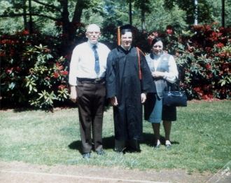 1985 Ocean's OSU Graduation