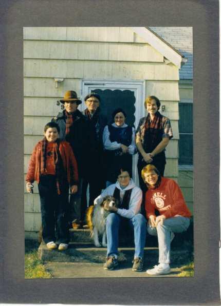 1985 Xmas in Halsey