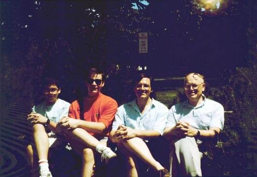 1989 Cornell Bench