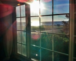View from Rock Park Cottage, Yachats