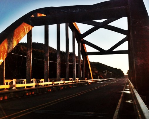 Big Creek Bridge, Highway 101