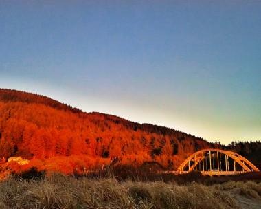 Big Creek Bridge, Highway 101