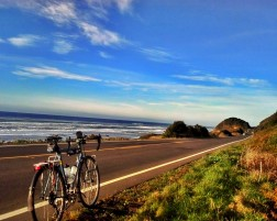 Cycling the 101, January 2015
